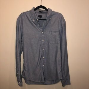 J.Crew Broken In Slim Oxford Buttom Down Shirt